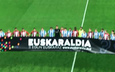Athletic eta Errealeko jokalariek ere Euskaraldian parte hartuko dute